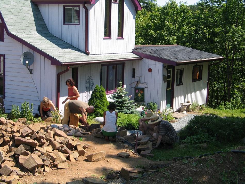 Avalon Gardens Avalon Herbals Teaching Garden